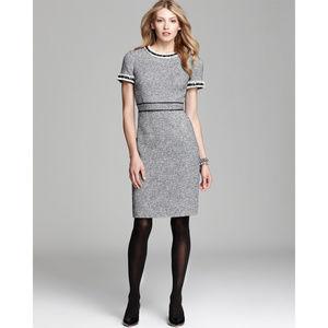 TORY BURCH 'Rosemary' Tweed Dress LOOKS UNWORN